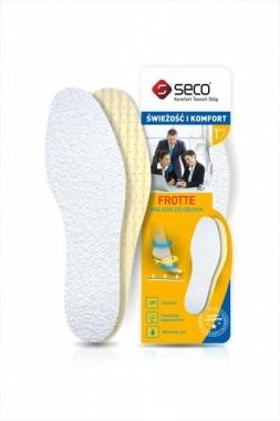 Wkładki do butów Frotte higieniczne