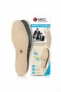 Wkładki do butów ze skóry naturalnej