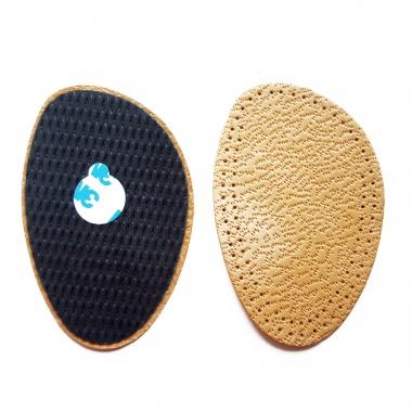 Półwkładki do butów z naturalnej skóry owczej z mocowaniem